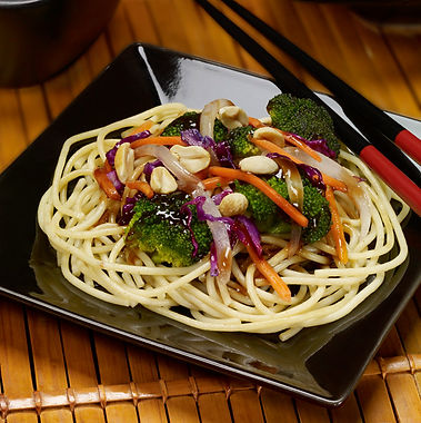 Sweet and Nutty Stir Fry