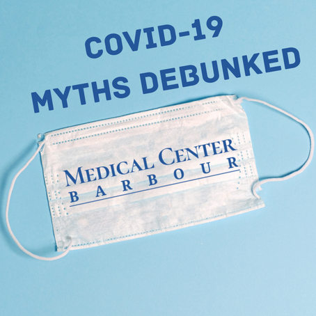 Debunking COVID-19 Myths with MCB