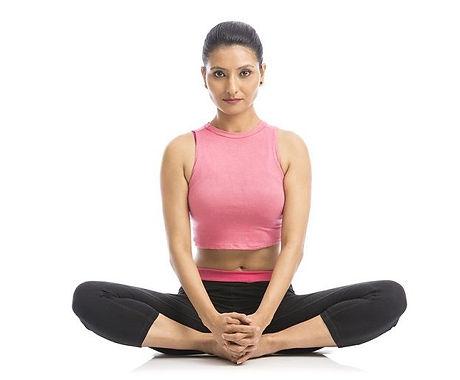 Gracious pose (Bhadrasana).jfif