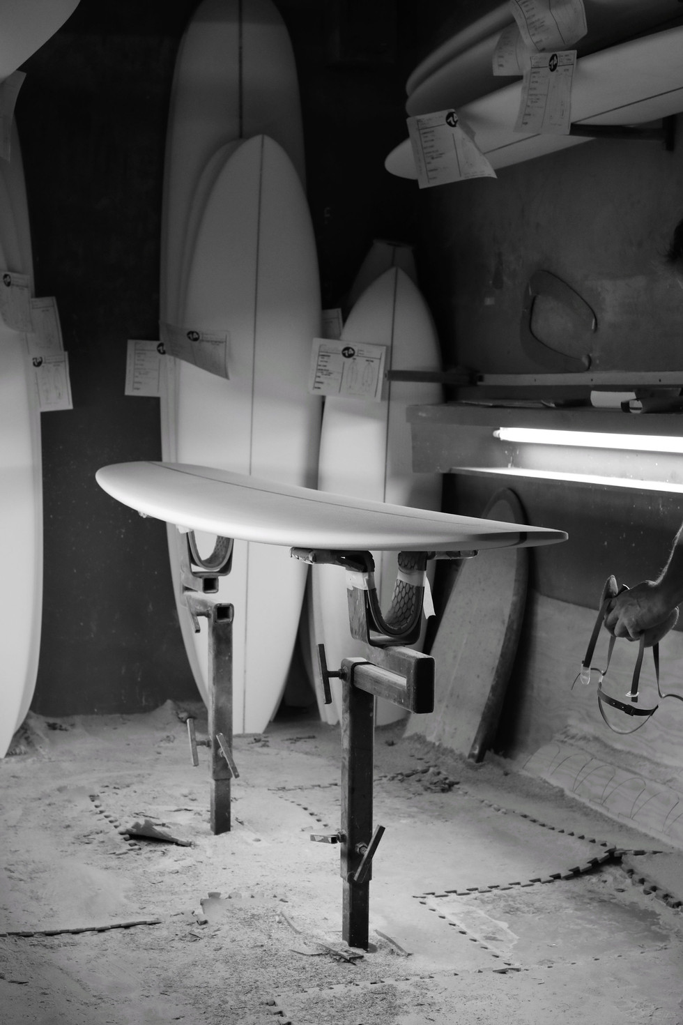 Basham's Surf Factory