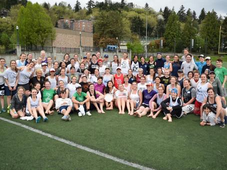 Oregon Women's Combine: After Party!
