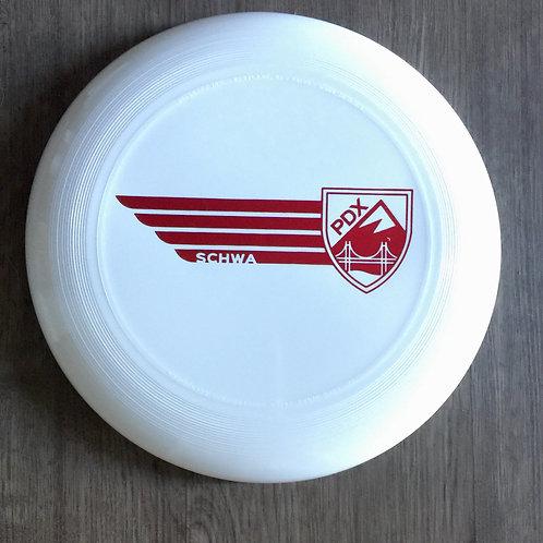 Discraft Ultrastar - Schwa Logo - Red