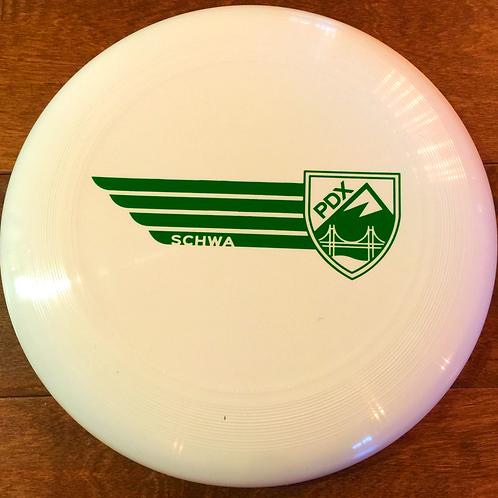 Discraft Ultrastar - Schwa Logo - Green