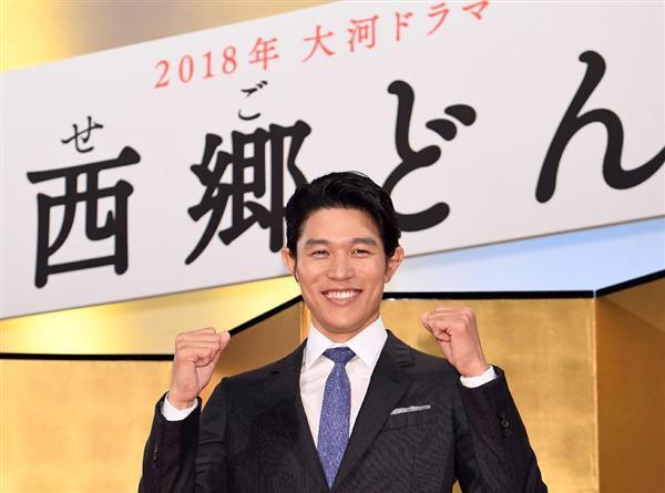 """NHK大河ドラマ""""西郷どん""""始まります。"""