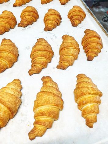 coming soon-vegan and gluten free crossaints
