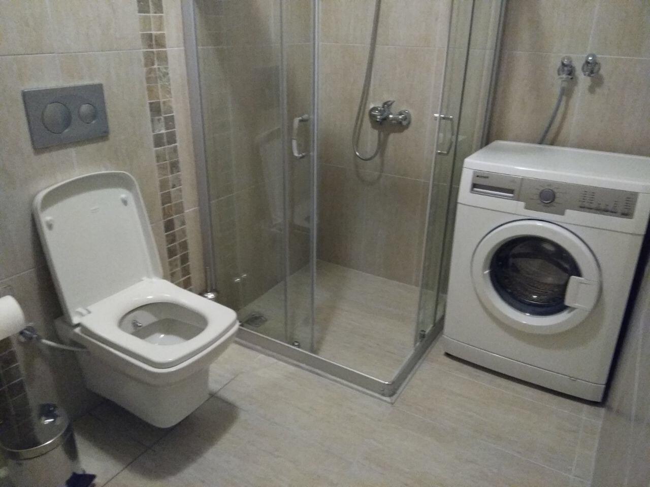 Apart Banyo / Apart Bathroom