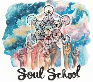 Soul School Logo, 2017.