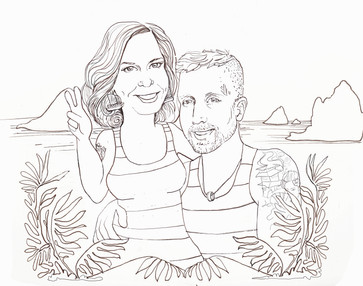 Kyla & Pete Visit Vietnam! 2016