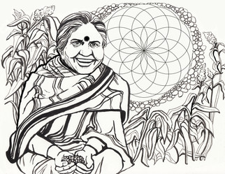 Vandana Shiva, seed shero and food activist