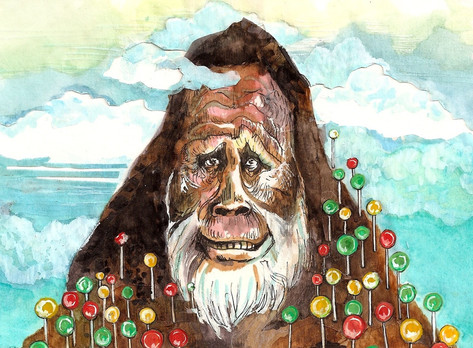 Bigfoot Candy Mountain, 2011.