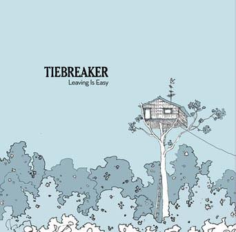 Tiebreaker Album Art, 2010.