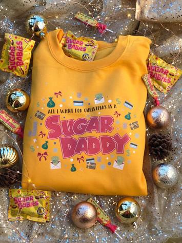 SugarDaddy Sweatshirt