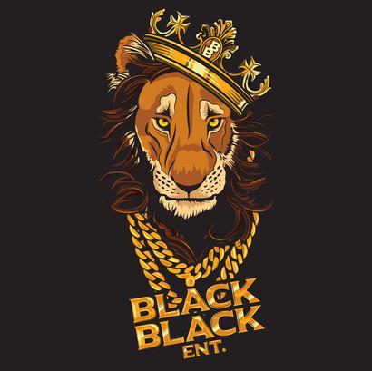 Black Black Entertainment Logo