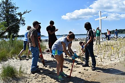 SMC Church Point - Shoreline Stabilizati