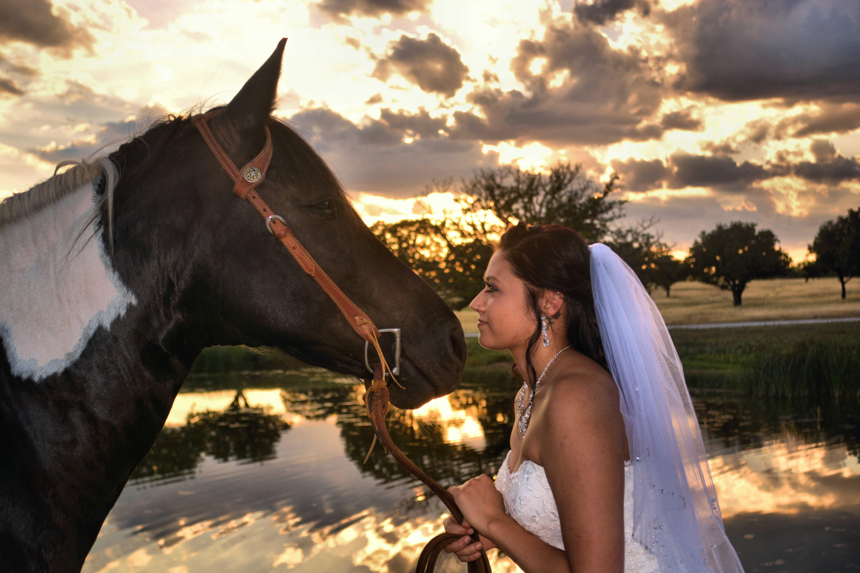 Rustic bridals