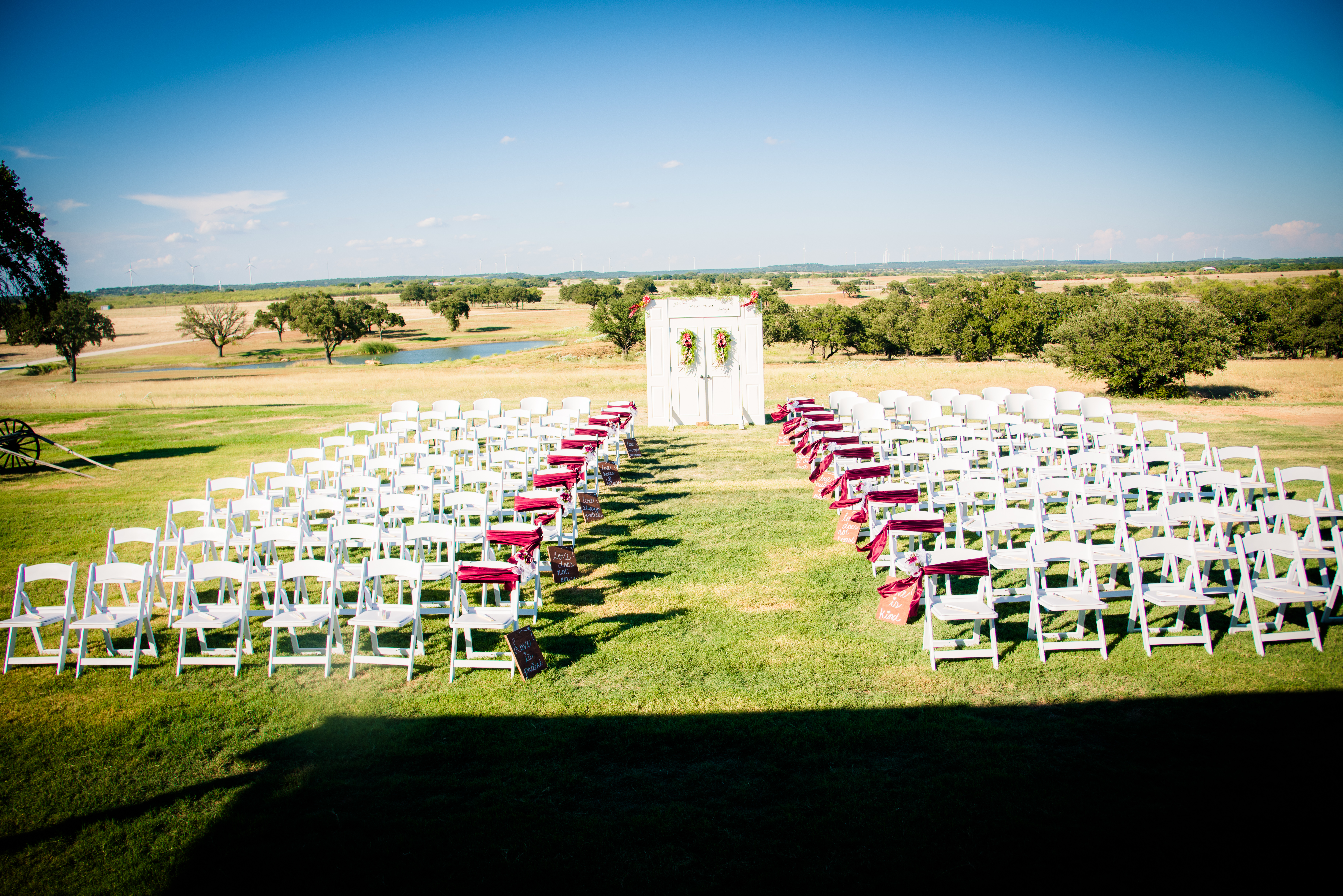 Gorgeous outdoor weddings