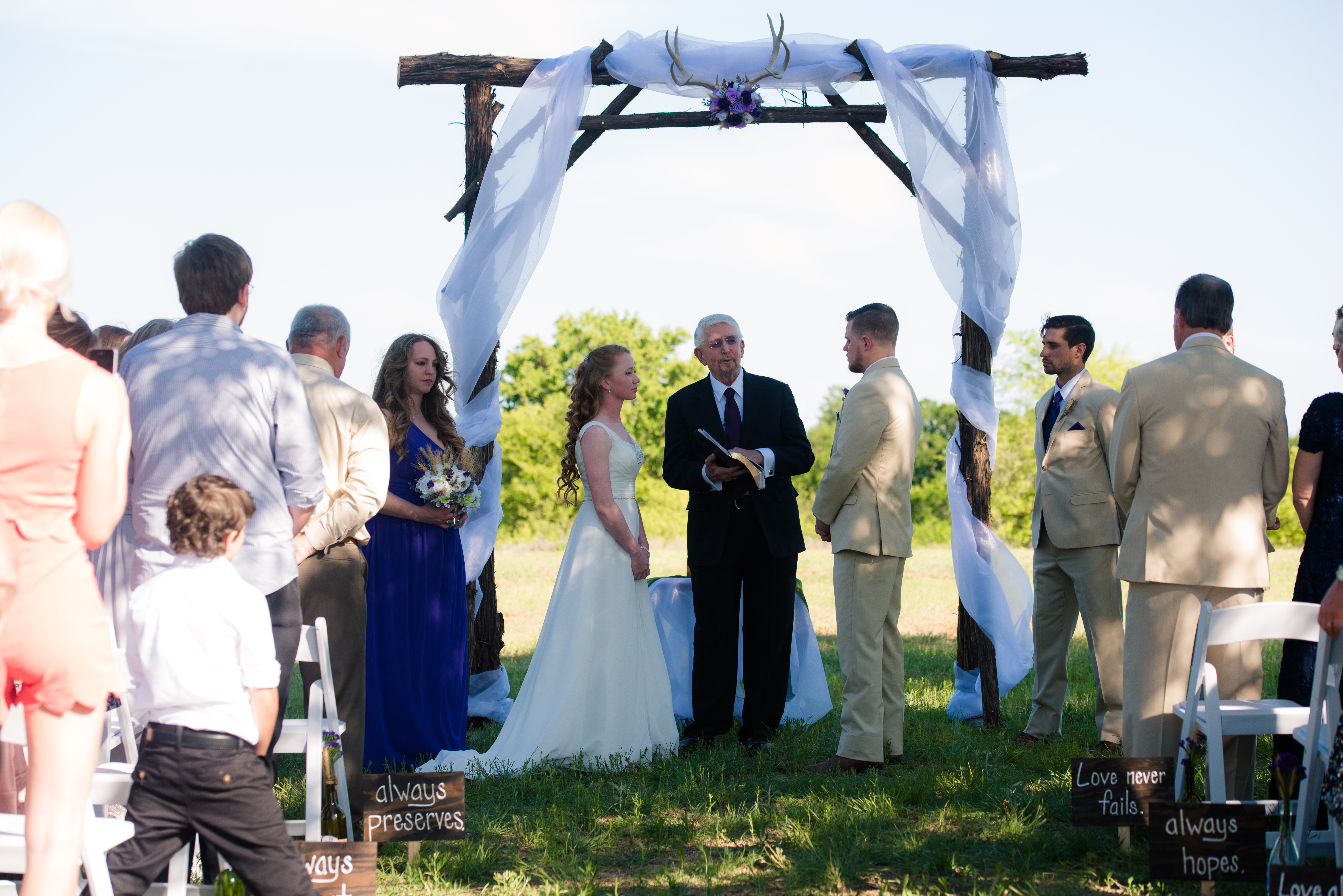 Choose your wedding ceremony locatio