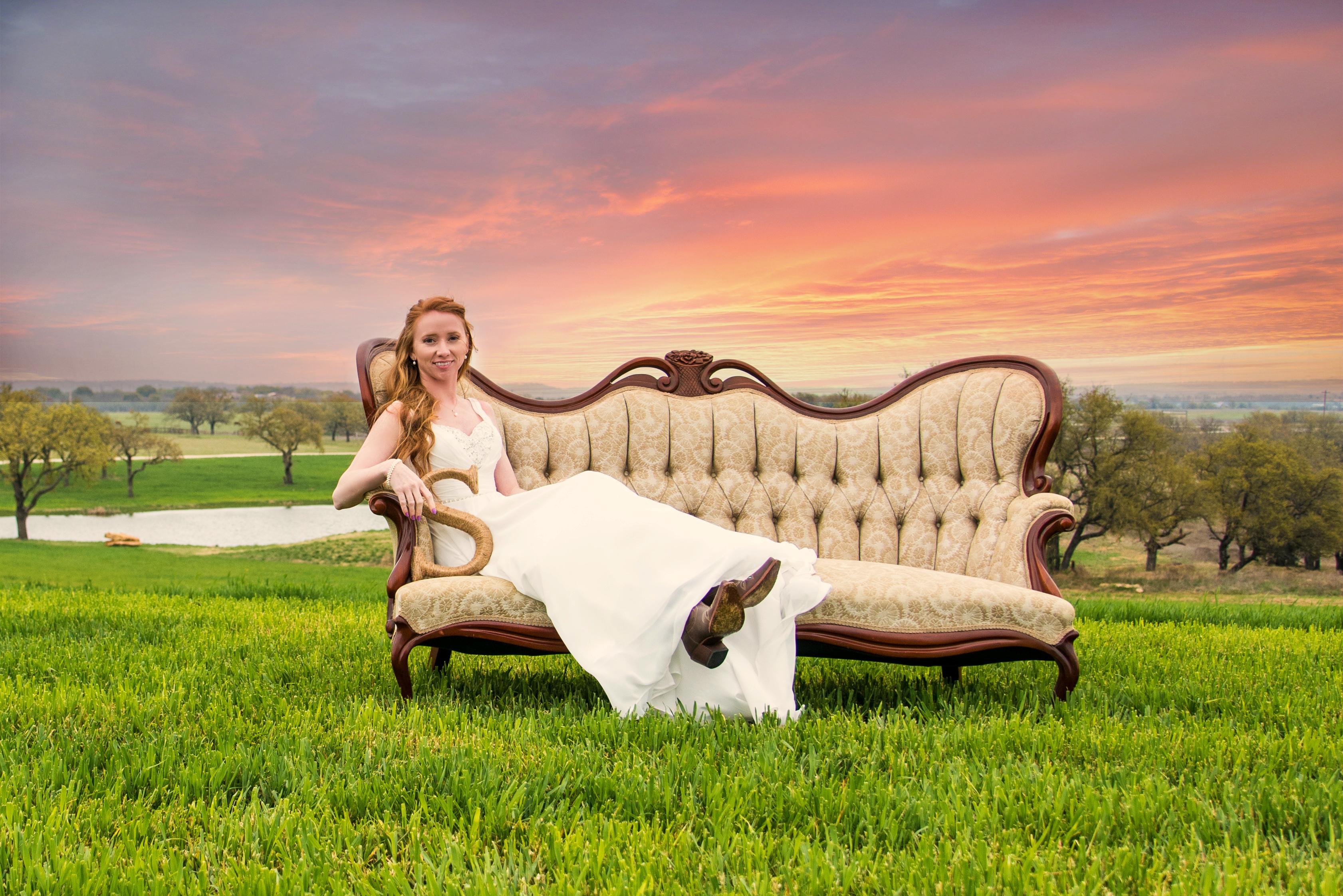 Gorgeous Rustic Bridals