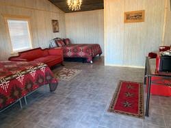 Stagecoach Cabin Interior