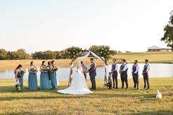 Gorgous Outdoor Wedding