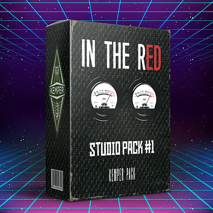 InTheRed Studio Pack #1