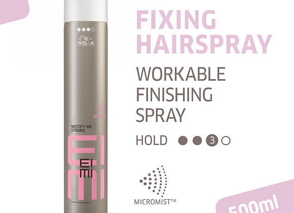 EIMI MISTIFY ME STRONG FAST-DRYING HAIRSPRAY 500ml