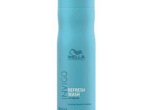 Invigo Refresh Wash Revitalising Shampoo