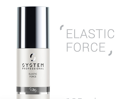 SYSTEM PROFESSIONAL (X2E) ELASTIC FORCE SHINE & RESPONSIVENESS SERUM 125ml