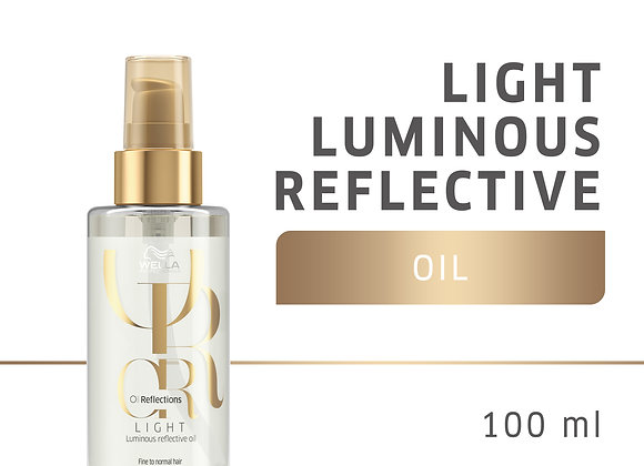 LIGHT LUMINOUSREFLECTIVE OIL