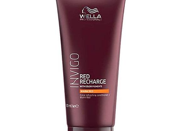 Invigo Warm Red Recharge Colour Conditioner