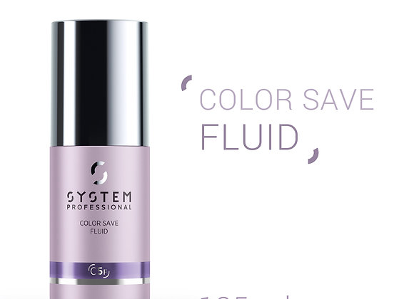 SYSTEM PROFESSIONAL (C5F) COLOR SAVE FLUID COLOR BRILLIANCE ENHANCER 125ml