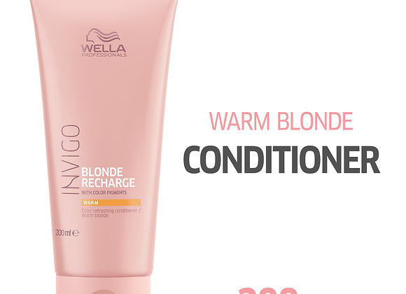Invigo Warm Blonde Conditioner
