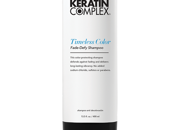 Keratin Complex Timeless Color-Defy Shampoo 400ml