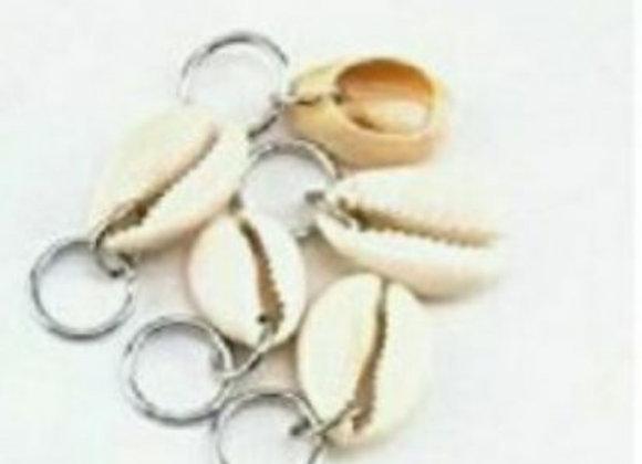 Shell hair accessories