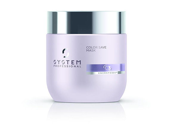 SYSTEM PROFESSIONAL (C3) COLOR SAVE MASK INTENSIVE COLOR PROTECTION 200ml