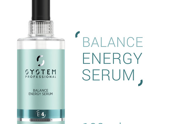 SYSTEM PROFESSIONAL (B4) BALANCE ENERGY SERUM INSTANT STRENGTH AND ANCHORAGE
