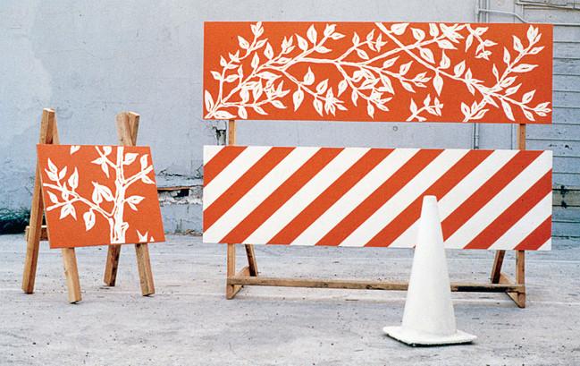 Decorative Blockage