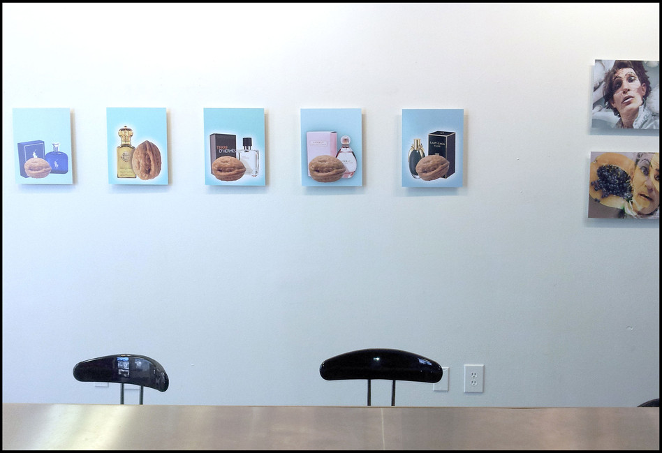 Installation (partial) at Institute of Art and Olfaction