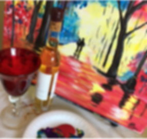 A Walk To Remember Paint Party