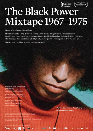 Black Power Mixtape: 1967-1975