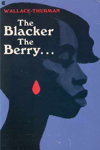The Blacker the Berry: A Novel of Negro Life