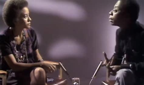 James Baldwin & Nikki Giovanni, a conversation