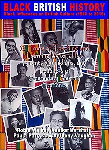 Black British History: Black Influences on British Culture (1948 TO 2016)