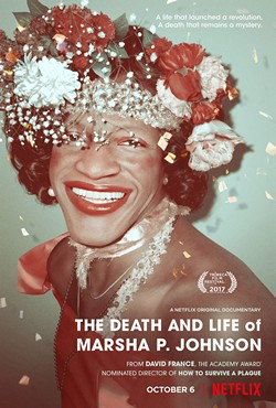 The Death & Life of Martha P. Johnson