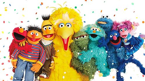 Sesame Street: Song -- I Love My Hair
