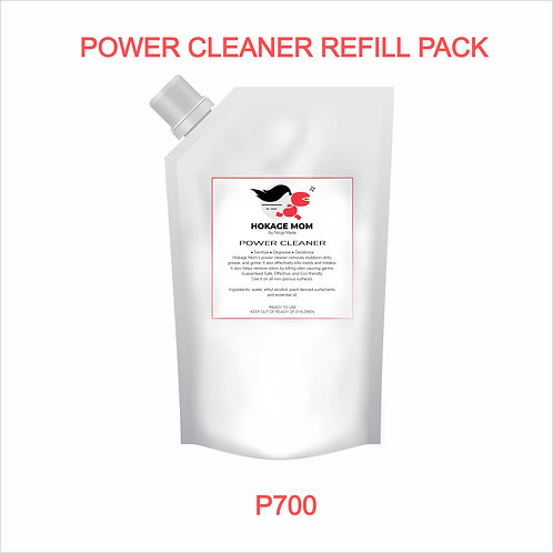 Power Cleaner Refill Pack