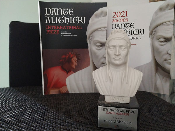 Internationaler Kunstpreis Dante Alighieri 2021