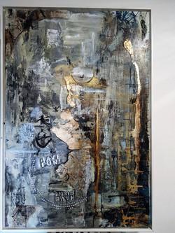 Have Fun Leinwand  124 x84 cm