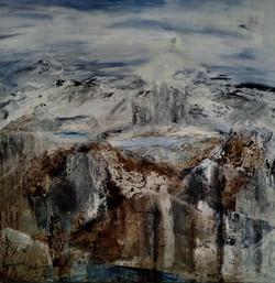 Die Gletscher ziehen sich zurück
