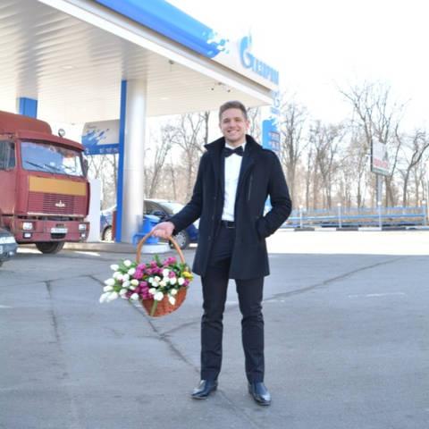 """Сеть АЗС """"Газпром"""""""
